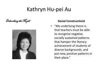 Kathryn  Hu-pei  Au