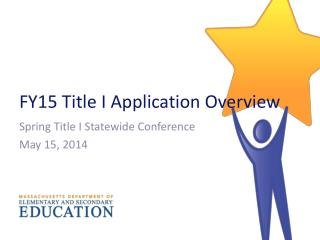 FY15 Title I Application Overview