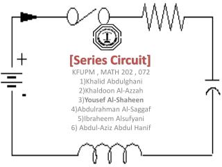 [Series Circuit]