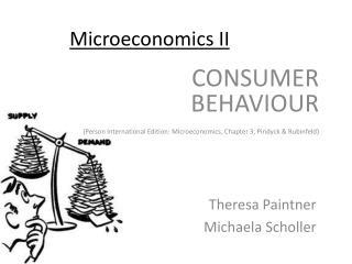 Microeconomics  II