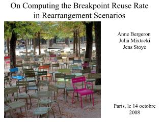 On Computing the Breakpoint Reuse Rate in Rearrangement Scenarios