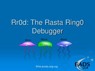 Rr0d: The Rasta Ring0  Debugger