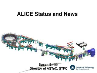 ALICE Status and News