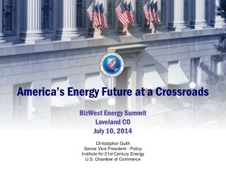 America's Energy Future at a Crossroads