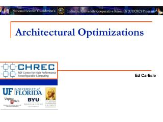 Architectural Optimizations