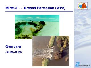 IMPACT  ~  Breach Formation (WP2)