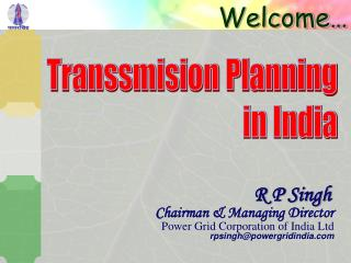 Transsmision Planning in India