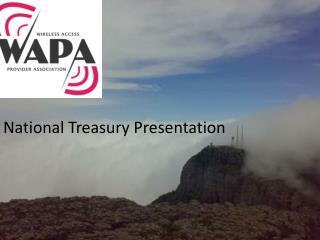 National Treasury Presentation