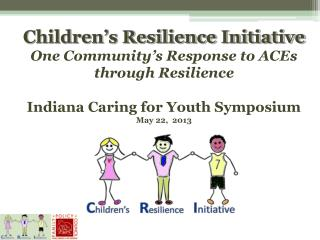 Children's Resilience Initiative One Community's Response to ACEs through Resilience