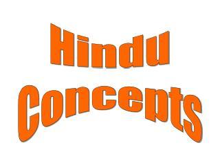 Hindu Concepts