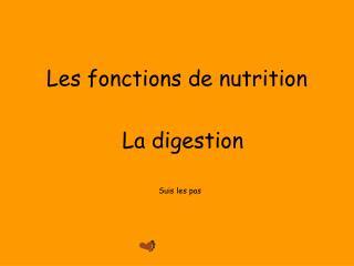 La digestion
