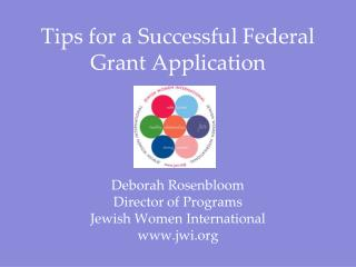 Tips for a Successful Federal Grant Application