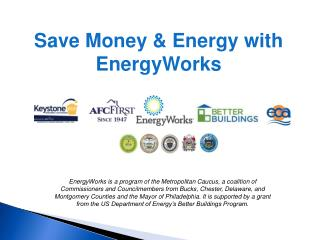 Save Money & Energy with EnergyWorks
