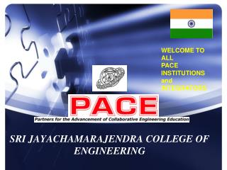 WELCOME TO ALL PACE INSTITUTIONS  and  INTEGRATORS