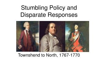 Stumbling Policy and Disparate Responses