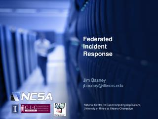 Federated  Incident  Response