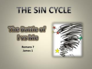 THE SIN CYCLE