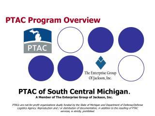 PTAC Program Overview