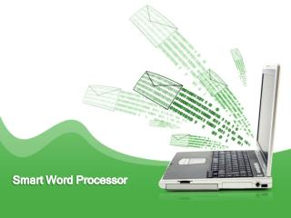 Smart Word Processor