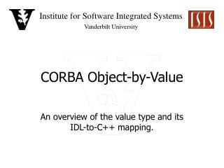 CORBA Object-by-Value