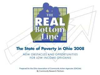 State of Poverty: about the research