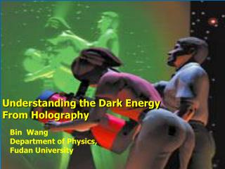 Understanding the Dark Energy From Holography