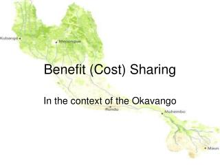 Benefit (Cost) Sharing