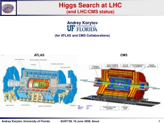 Higgs Search at LHC (and LHC/CMS status)