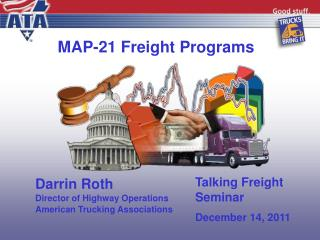 MAP-21 Freight Programs