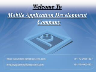 All About Mobile Application Development