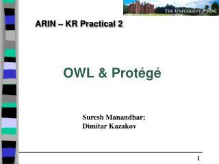 ARIN – KR  Practical 2