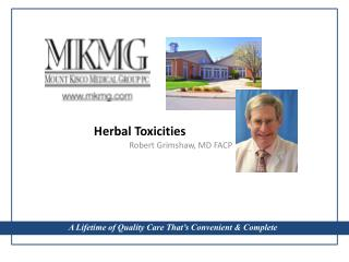 Herbal Toxicities