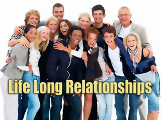 Life Long Relationships Parenting & Grand Parenting