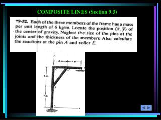 COMPOSITE LINES (Section 9.3)