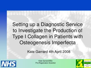 Kate Garrard 4th April 2008