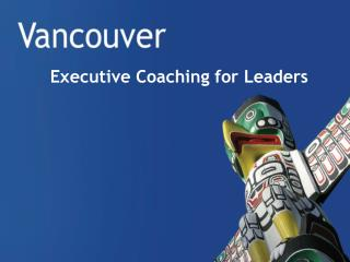 Executive Coaching for Leaders