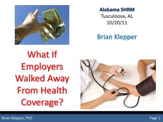 What If Employers Walked Away From Health Coverage?