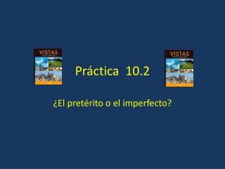 Práctica   10.2