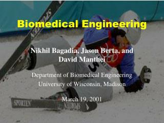 Biomedical Engineering