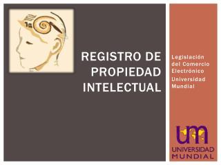 Registro de Propiedad Intelectual