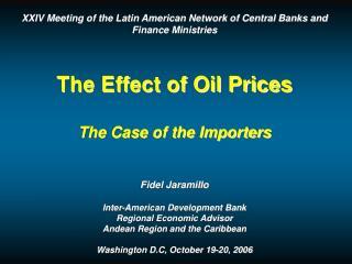 Oil Shocks: a long-run perspective (1900-2006)
