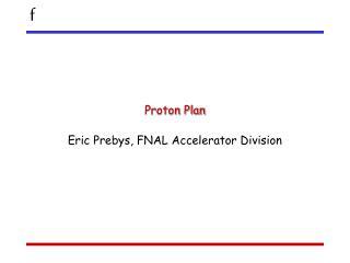 Proton Plan