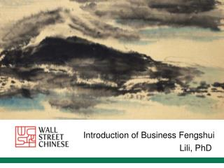 Introduction of Business Fengshui
