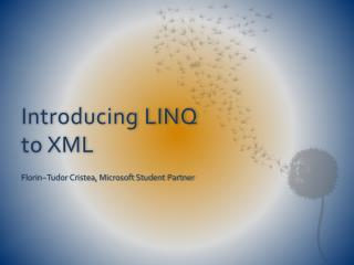 Introducing LINQ to XML