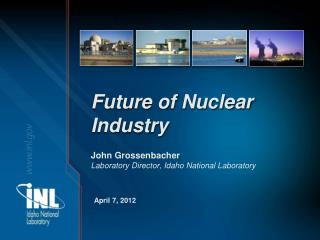 Future of Nuclear Industry