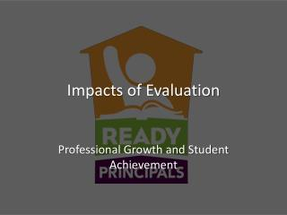 Impacts of Evaluation