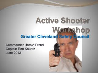 Active Shooter Workshop