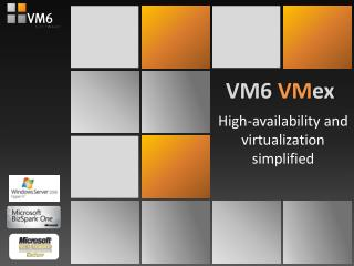 Virtualization for SMBs -  VM6 Software