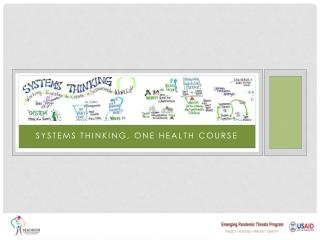 Systems thinking, One Health Course