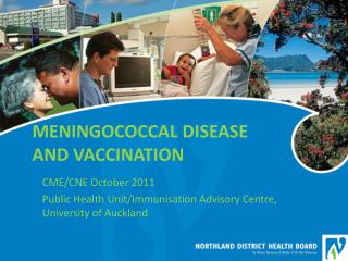 meningococcal disease and vaccination
